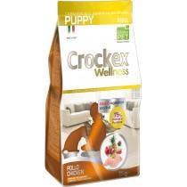 Crockex Puppy Chicken&Rice д/щенков собак мелких пород с курицей и рисом