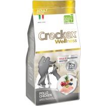 Crockex Adult Chicken&Rice д/взрослых собак мелких пород с курицей и рисом