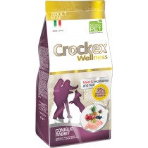 Crockex Adult Rabbit&Rice д/взрослых собак мелких пород с кроликом и рисом