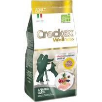 Crockex Adult Duck&Rice д/взрослых собак мелких пород с уткой и рисом