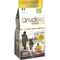 Crockex Adult Horse&Rice д/взрослых собак мелких пород с кониной и рисом